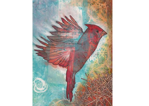 cardinal-centered