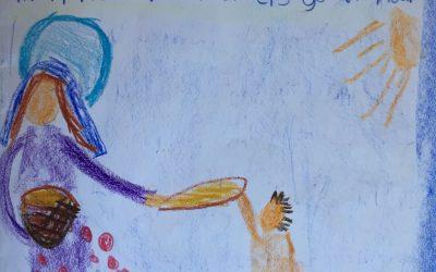A Second Grader's Portfolio