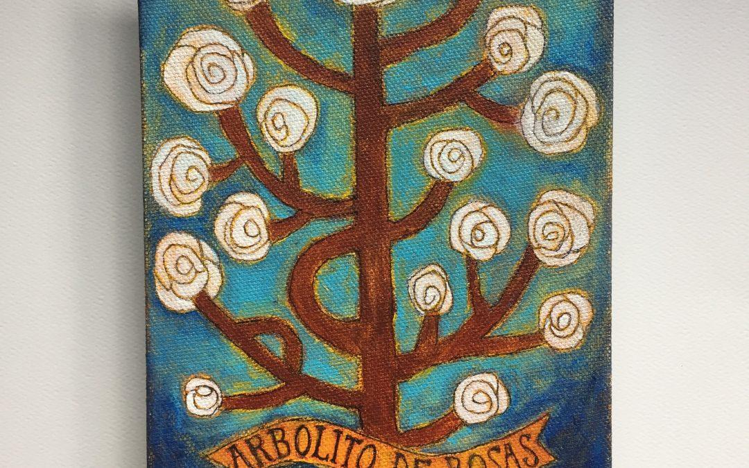 Arbolito de Rosas